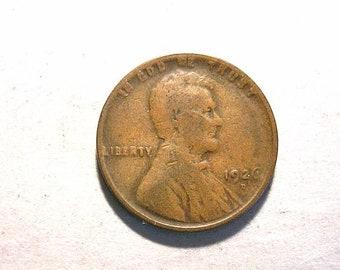 1926 wheat penny | Etsy