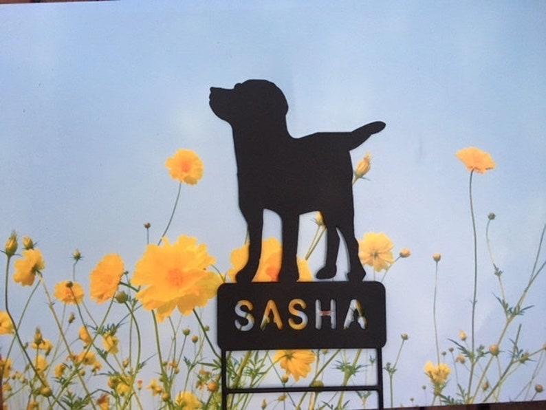 Beagle Memorial Sign Dog Memorials Dog Memorials Metal Pet Grave Marker Dog House Sign Pet Memorials Pet Memorial Metal Pet Memorials