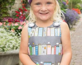 Purple Crochet baby girl Hat, handmade beanie purple, yelllow flowers