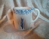 Robinson Ransbottom Roseville Wheat Spongeware Mug