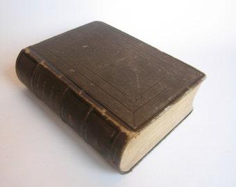 1867 Dictionnaire de thérapeutique médicale et chirurgicale. Bouchut, Despres,Paris
