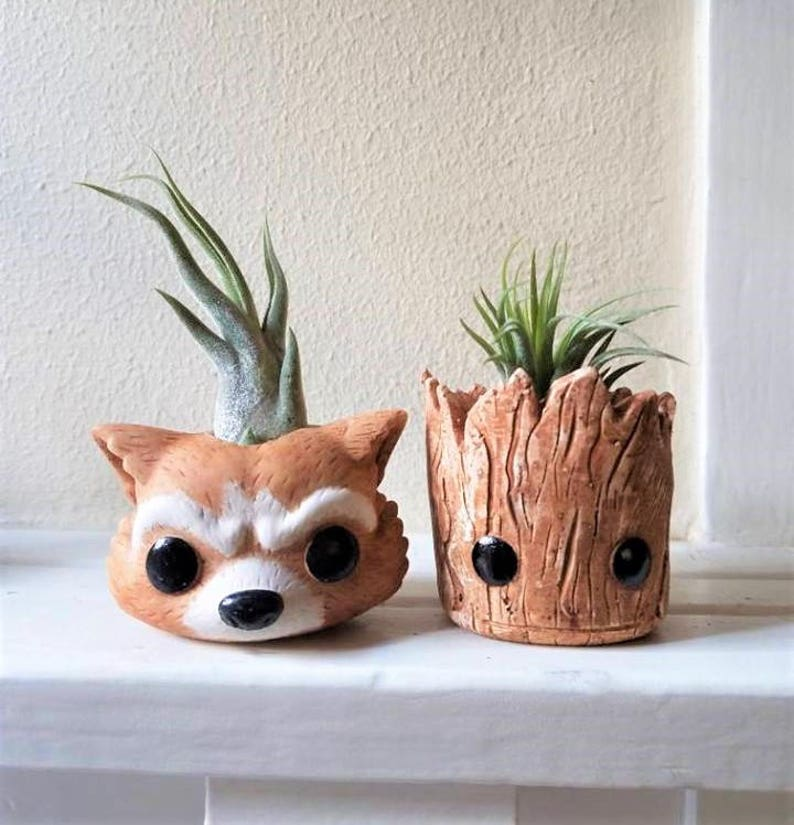 Groot Planter Gift Set