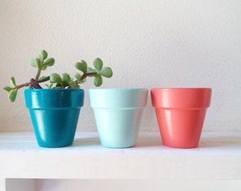 Terracotta pot sets