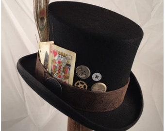89860667e0f Steampunk hat men