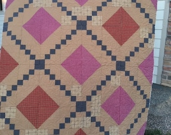 Lone Rider - a Quiltygirl Mystery Quilt pattern ( A9)