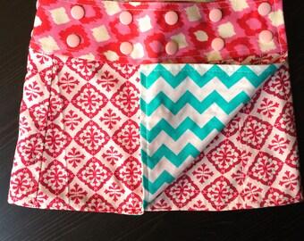 Li'l Skirts Toddler Kendra Skirt Reversible Wrap Skirt