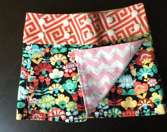 Li'l Skirts Toddler Nani Skirt Reversible And Adjustable Wrap Skirt