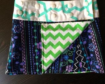 Li'l Skirts Toddler Udele Skirt Reversible And Adjustable Wrap Skirt