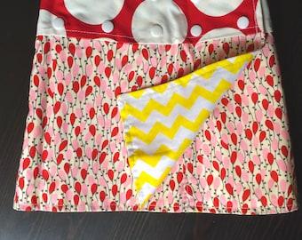 Li'l Skirts Girls' Emmie Skirt Adjustable Wrap Skirt