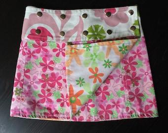 Li'l Skirts Girls' Hannah Skirt Adjustable Wrap Skirt