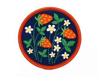 Strawberry Fields Patch