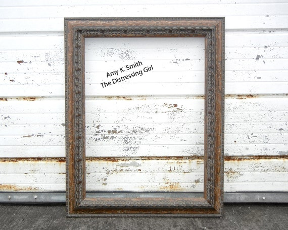 18 x 24 Frame Chunky Rustic Wooden 18 by 24 Large Thick Barn | Etsy