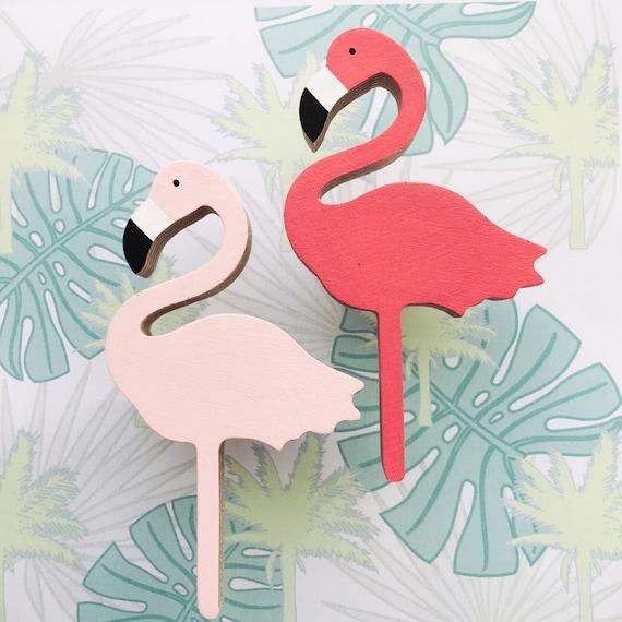 Muur Haak Flamingo Kids Muur Haak Haken Kids Kinderen Kamer Etsy