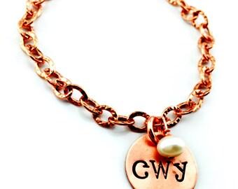 Bracelet Charm Tsalagi Cherokee Made Jewelry