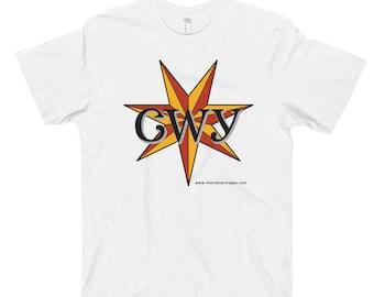 Bright Cherokee Star T-Shirt Tsalagi Cherokee Designed