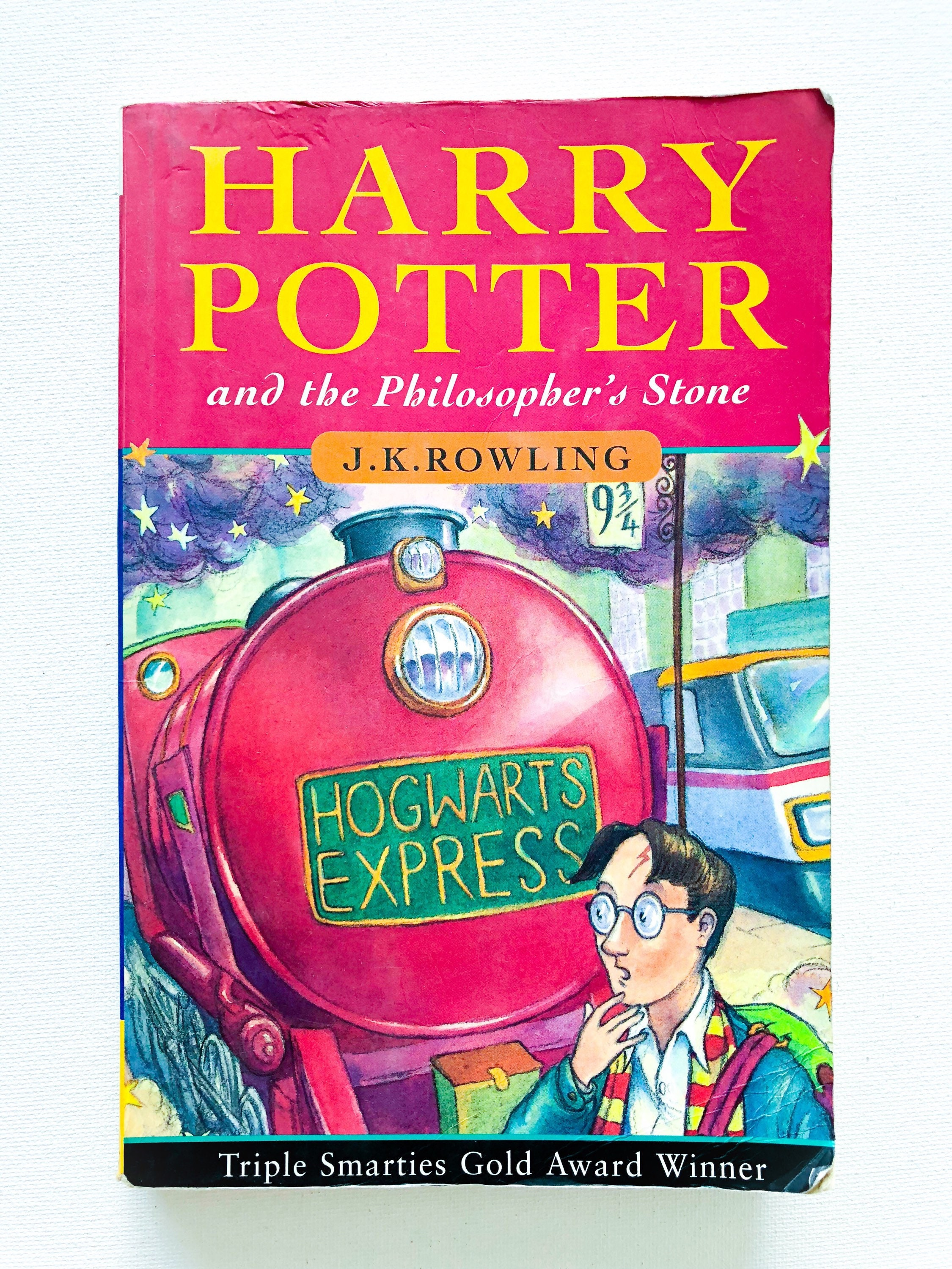 J.K Rowling / Harry Potter and the Philosophers Stone /