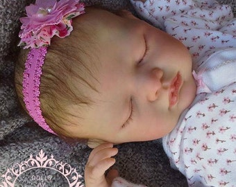 Beautiful Reborn Baby Doll Kate by Marissa May ~ Custom Order**Pictures are my own ~**