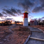 Cape Cod Photography Nauset Lighthouse, Eastham, MA