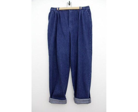 Mens Vintage Jean Pants - image 2
