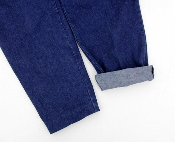 Mens Vintage Jean Pants - image 9
