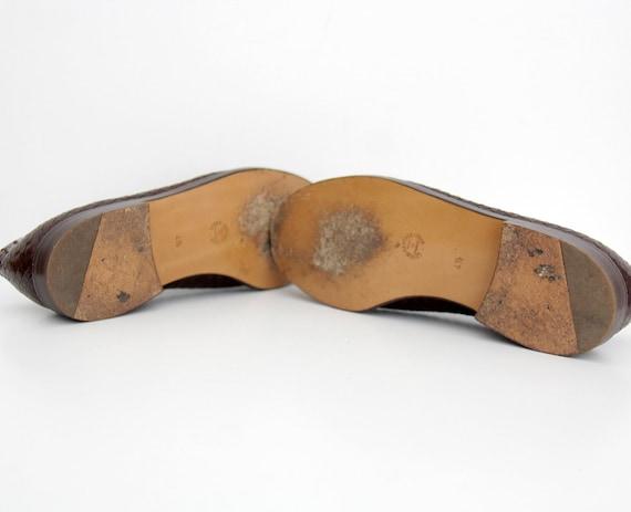 Shoes Loafers Paris Stephane Kelian Flats Woven Kélian Vintage Vintage Leather OH7fqwxOd