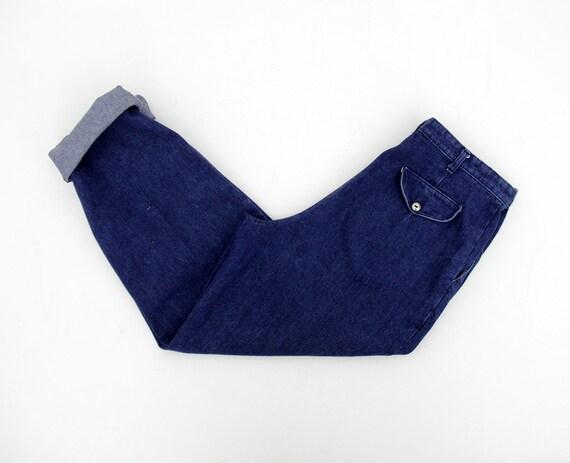 Mens Vintage Jean Pants