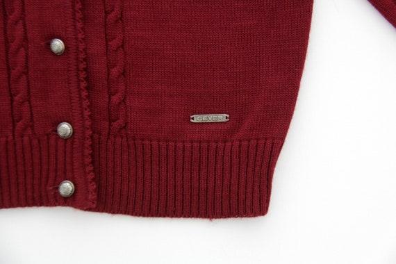 Vintage Sweater // 1970's 1980's Geyer Trachten A… - image 5
