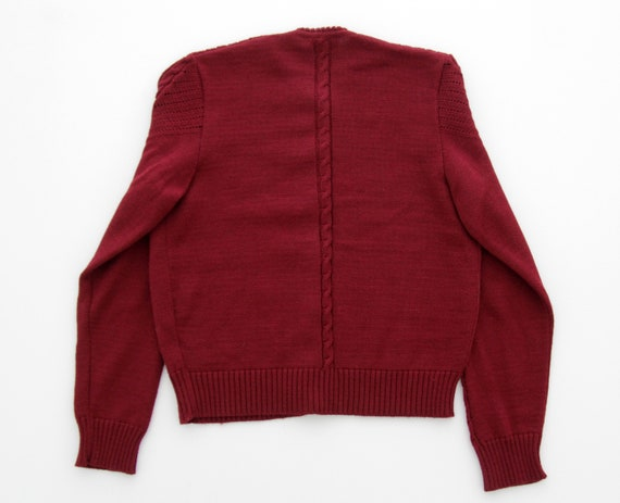 Vintage Sweater // 1970's 1980's Geyer Trachten A… - image 6