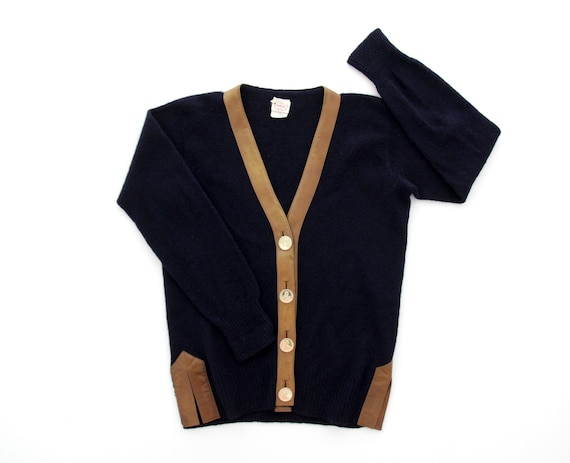 Vintage Sweater // 1970's Roberta di Camerino Card