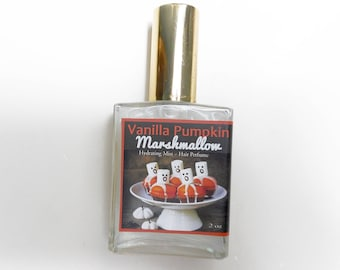 Vanilla Pumpkin Marshmallow - Body Butter, Body Cream, Hair Perfume, Dry Shampoo, Body Spray, Body Mist, Sugar Scrub, Body Oil