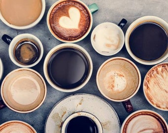 Coffee House Collection  - Fragrance Catalog