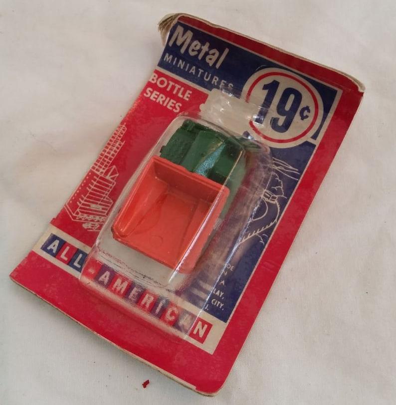 Barclay vintage miniature dumptruck  All-American Series  image 0