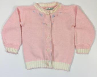b142907af7ef Vintage Baby Girls  Sweaters