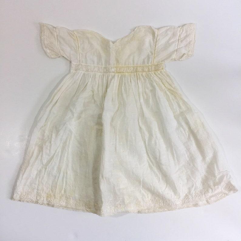 07dda3a37 Antique Baby Slip 12 18 24 Months 2T Antique Baby Dress | Etsy