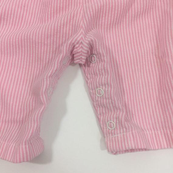 Vintage Baby Girl's Overalls - 3 Month Vintage - … - image 5