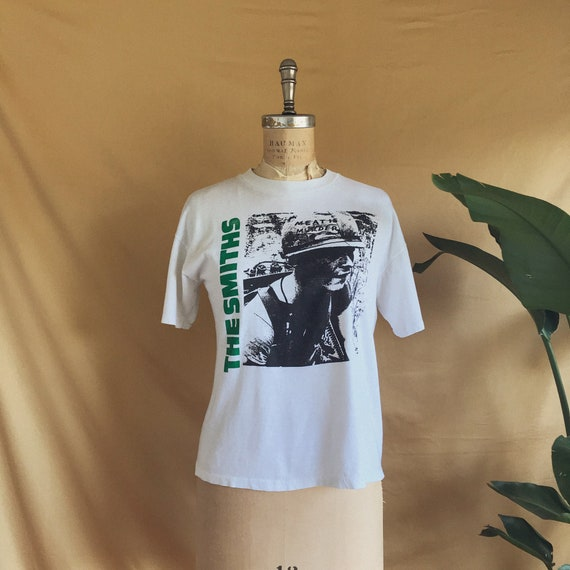 Vintage 1985 The Smiths Meat Is Murder T-Shirt - 8