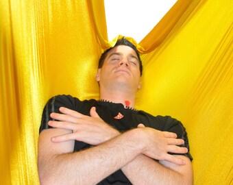Basic Aerial Yoga Hammock for aerial yoga, antigravity yoga, TRX, inversion therapy