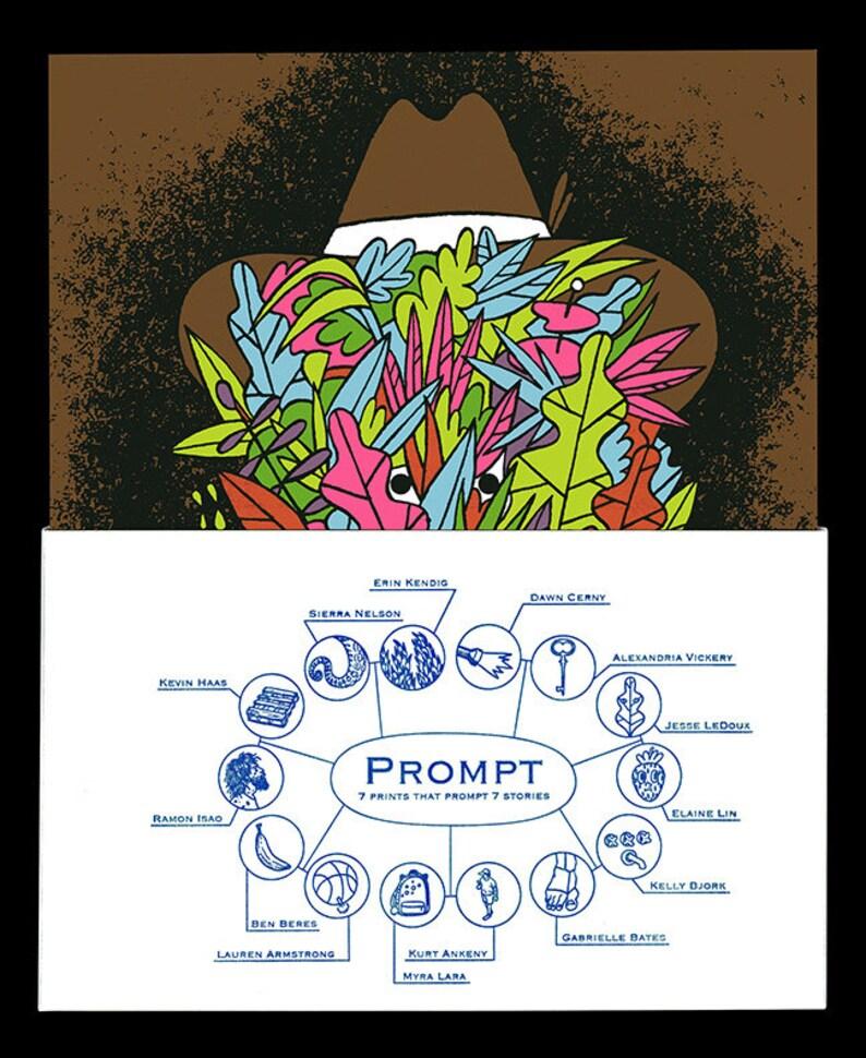 Prompt 2017 Short Run Anthology Print Pack image 0