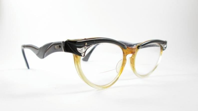 229ce2268de Cat Eye Bylite Glasses Vintage Frames Vintage Eyewear Mid