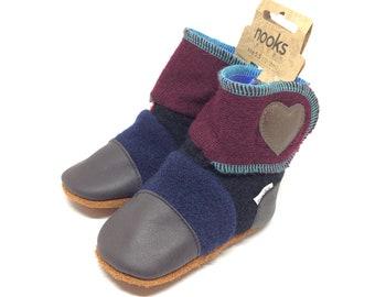 Recoins Design enfant chaussons, nous taille 5.5   longueur 12-18m 5