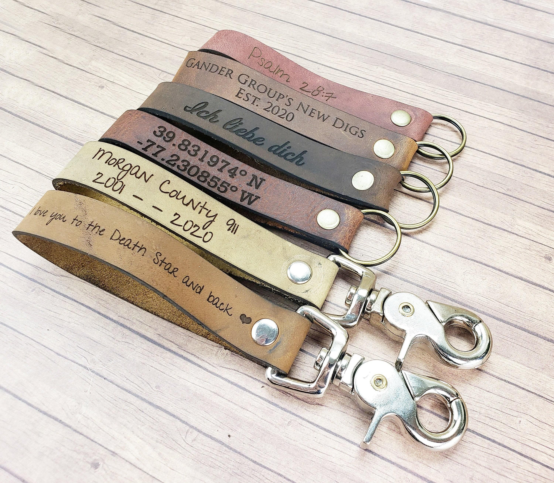 Scrapbook keychain,personalized keychain,leather keychain,personalized gift,wedding personalized gift,custom keychain,home keychain,leather