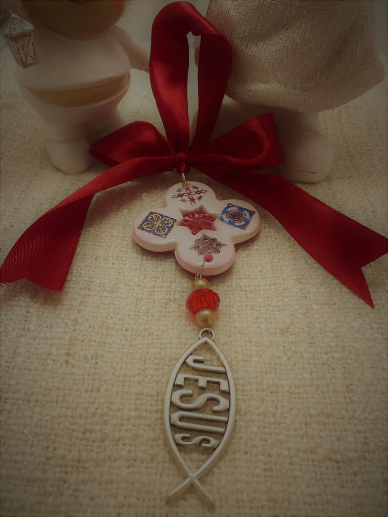 Custom ornaments for Christmas tree image 0