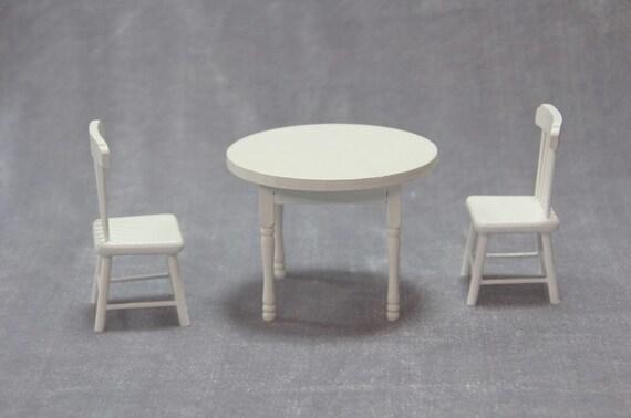 1//12 Dollhouse Miniature Round Table Wooden Furniture Dollhouse AccessoriesB~OJ