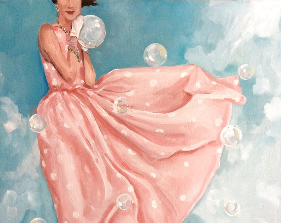 The Dream Maker - Fine  Art Print