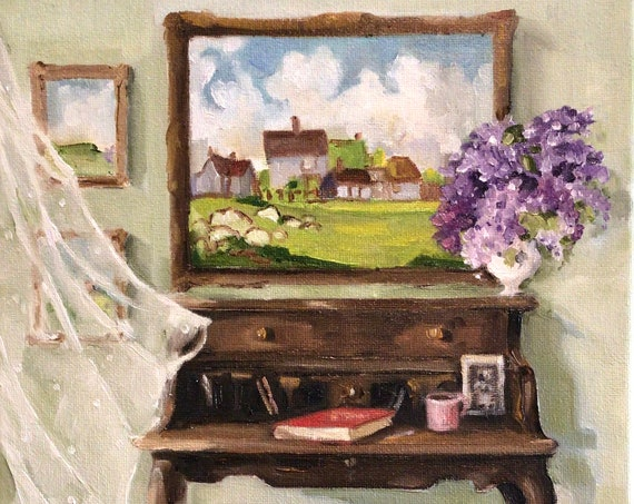 Country Breeze - Fine Art Print