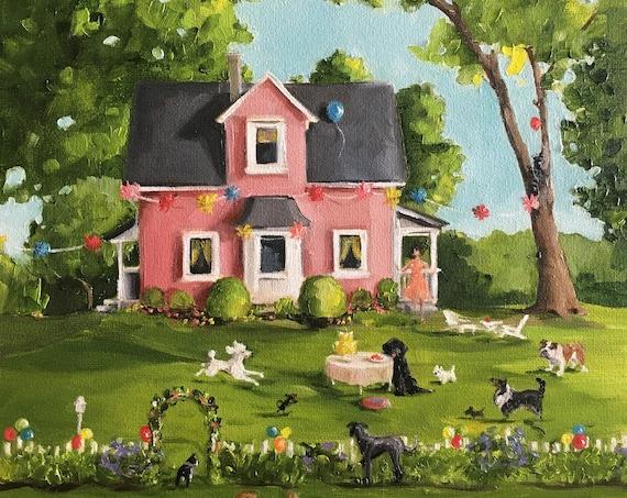 Summertime Fun - Fine Art Print