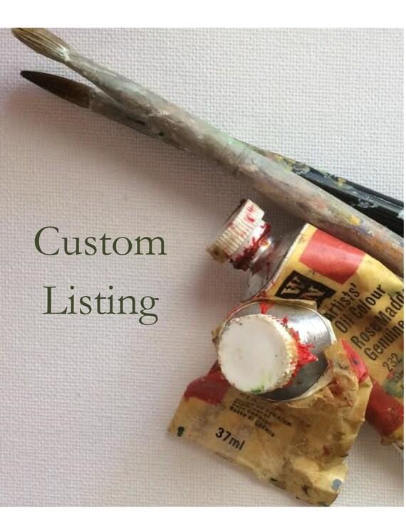Custom Listing for J