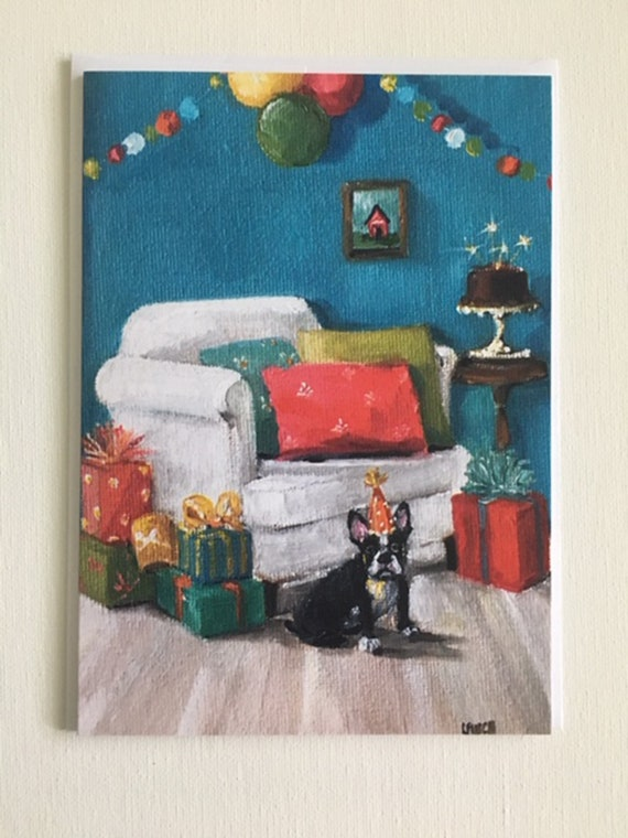 Notecard - The Birthday Boy