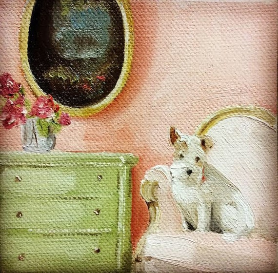 Lucky Finds A Home - Fine Art Print
