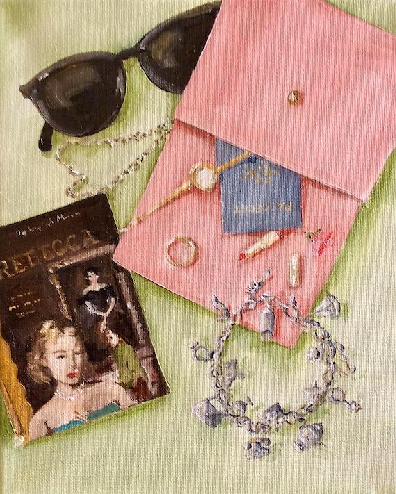 The Charm Bracelet - Print